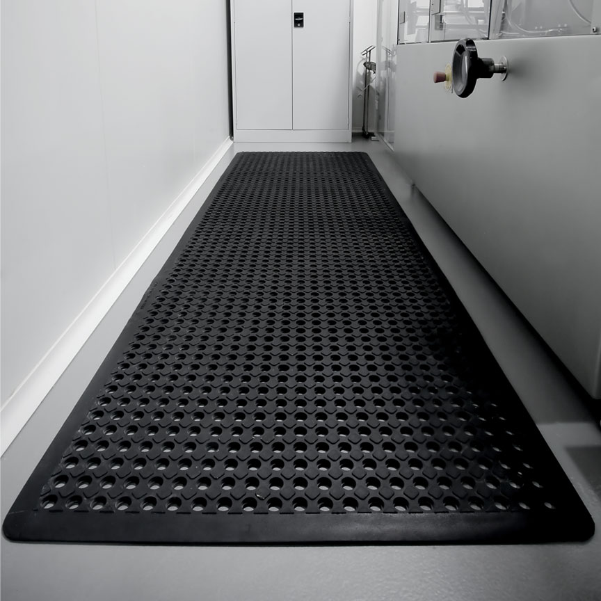 Heavy Duty Floor Mats >> SAFEWALK MAT - KleenFix